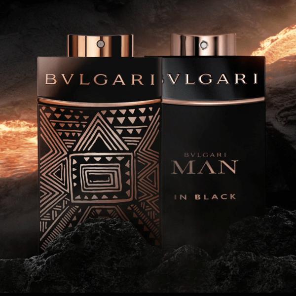 Bulgari - Man in Black