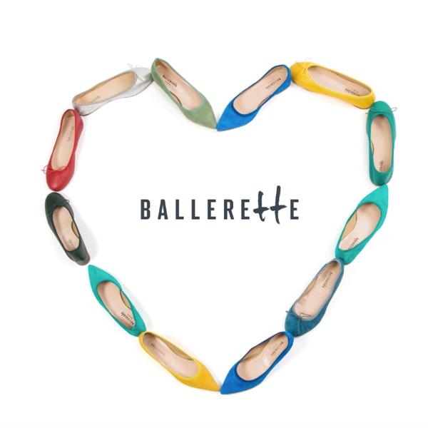 Ballerette - Collezione primavera/estate 2019